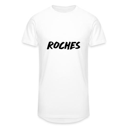 Roches - Men's Long Body Urban Tee