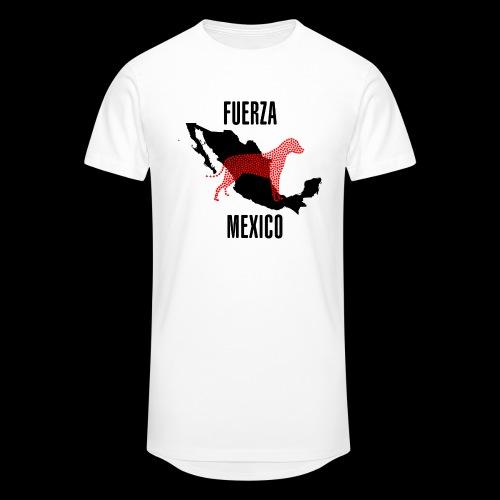 FUERZA MEXICO - Camiseta urbana para hombre