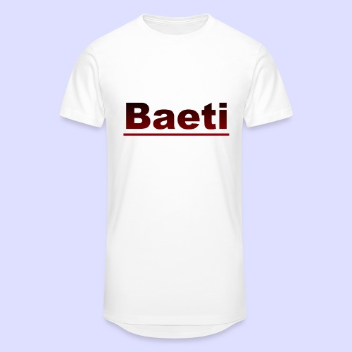 Baeti - Mannen Urban longshirt