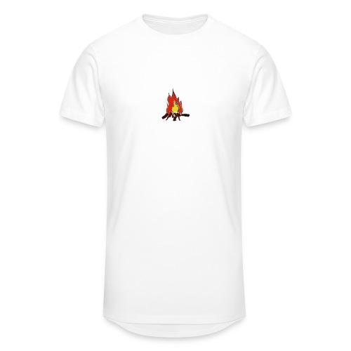Fire color fuoco - Maglietta  Urban da uomo