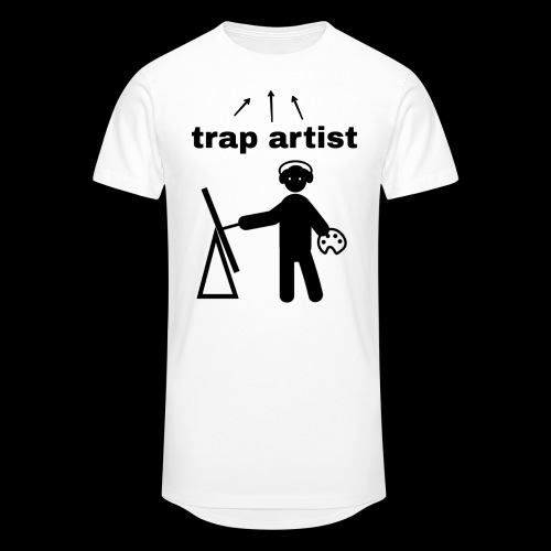 Trap Artist - Camiseta urbana para hombre