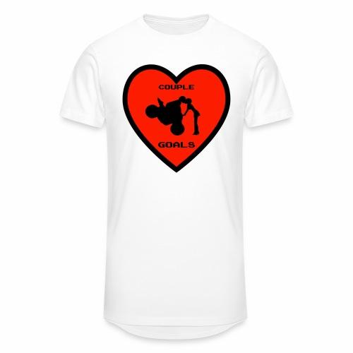 Couple Goals <3 - Maglietta  Urban da uomo