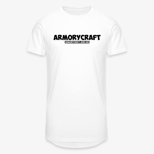 ArmoryCraft- Mannen korte mouw - Mannen Urban longshirt