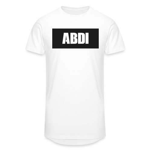 Abdi - Men's Long Body Urban Tee