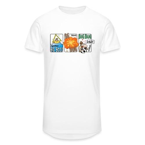 big boss big bang big bug - T-shirt long Homme
