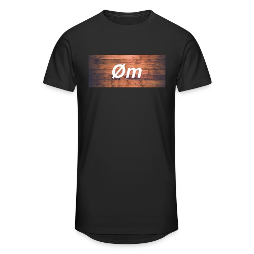 Øm Clothing Basic 2 - Herre Urban Longshirt
