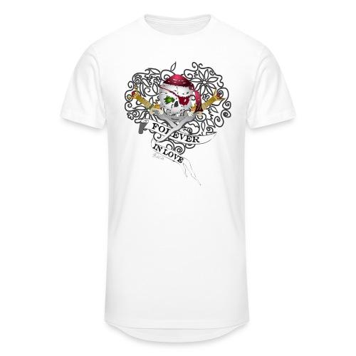 Forever in Love - Männer Urban Longshirt