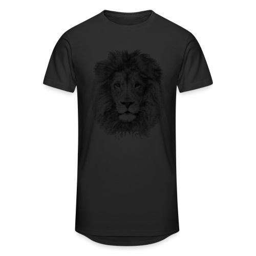 Lionking - Men's Long Body Urban Tee