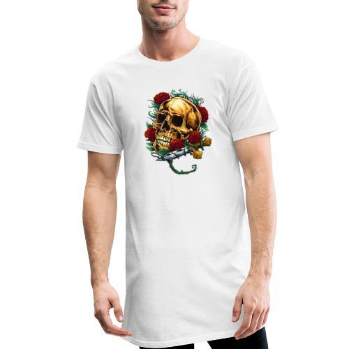 Valexio Raider - Urban lång T-shirt herr
