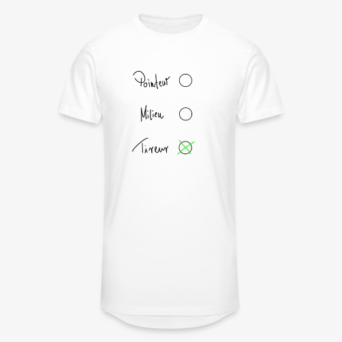 Tireur - Männer Urban Longshirt