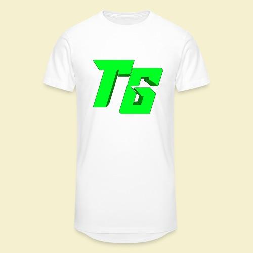 TristanGames logo merchandise [GROOT LOGO] - Mannen Urban longshirt