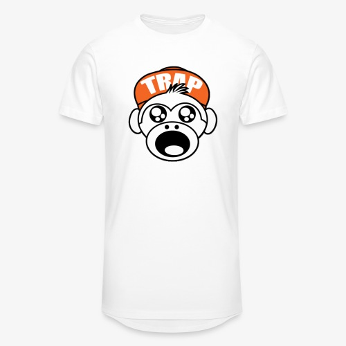 Trap - T-shirt long Homme