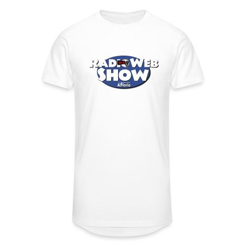 Logo RadioWebShow - Maglietta  Urban da uomo