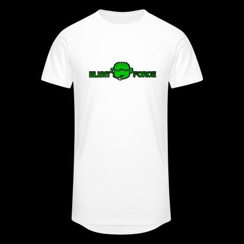 The Blunt Force - Urban lång T-shirt herr
