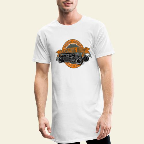 Raredog Rods Logo - Herre Urban Longshirt