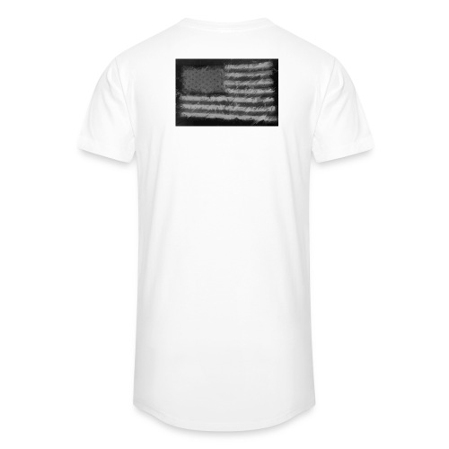 merica5 jpg - Men's Long Body Urban Tee