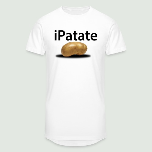 iPatate - T-shirt long Homme
