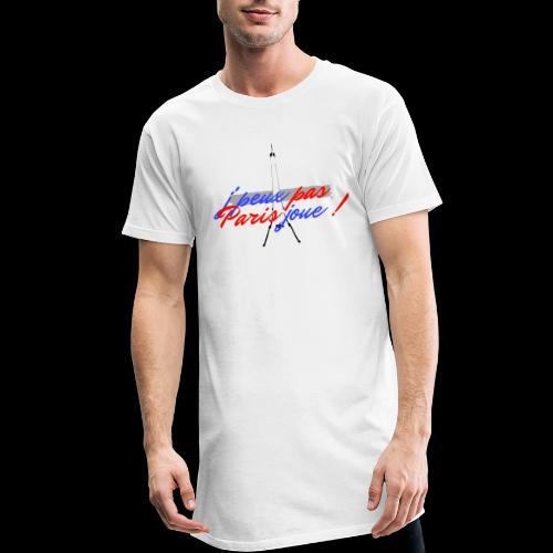 j'peux pas Paris joue - T-shirt long Homme