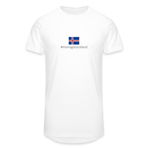 Iceland - Men's Long Body Urban Tee