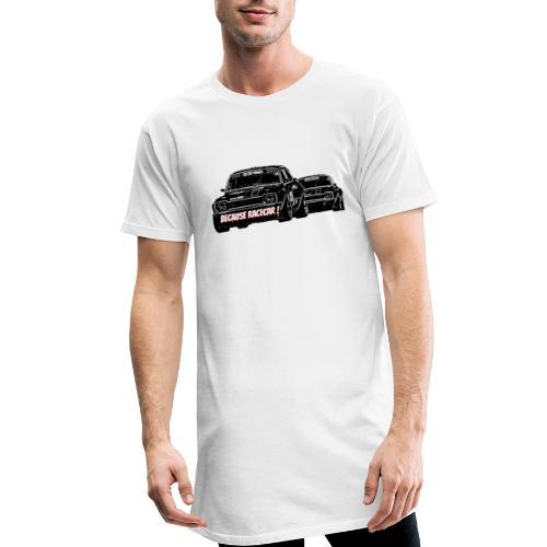 Racecar - T-shirt long Homme