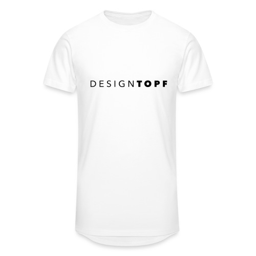 designtopf - Männer Urban Longshirt