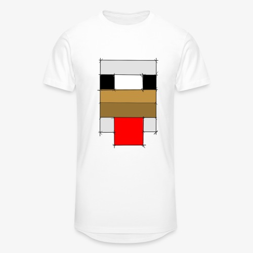 I LOVE YOU Cot Cot - T-shirt long Homme