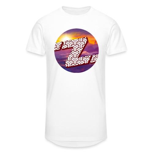 Zestalot Merchandise - Men's Long Body Urban Tee