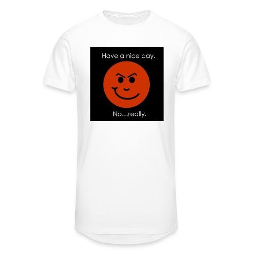 Have a nice day - Herre Urban Longshirt