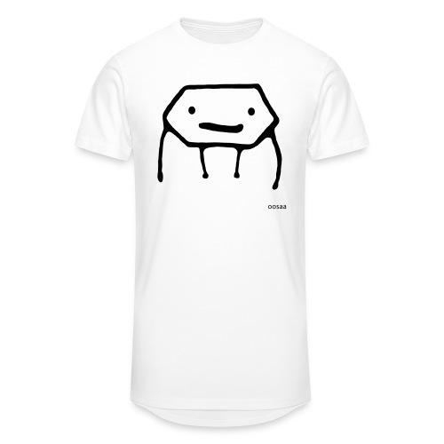 Strichmännchen - Männer Urban Longshirt