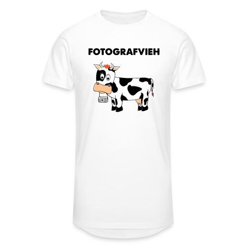 Fotografvieh - Männer Urban Longshirt