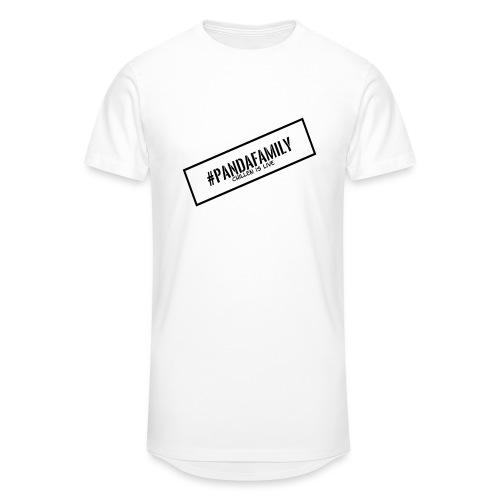 #PandaFamily [Balken] - Männer Urban Longshirt