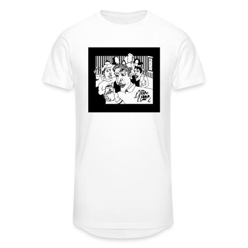 CHEAP LABOUR ALBUM COVER - Urban lång T-shirt herr