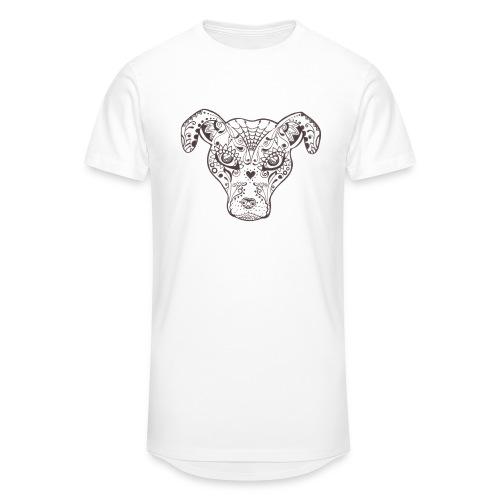 Sugar Dog - Männer Urban Longshirt