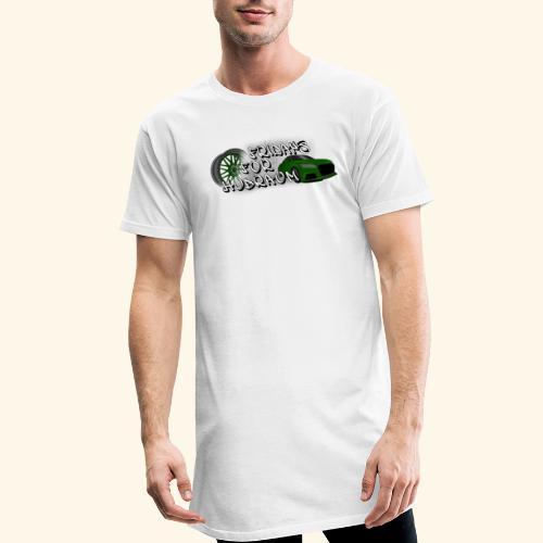 Fridays for Hubraum (Felge + Auto) - Männer Urban Longshirt