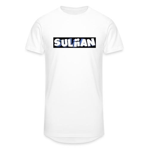 Suliian -Schrift 1 - Männer Urban Longshirt