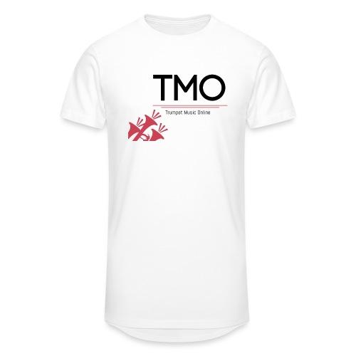 TMO Logo - Men's Long Body Urban Tee