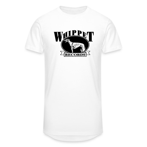 whippet logo - Men's Long Body Urban Tee