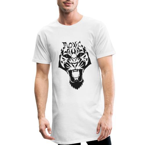 Tiger - Männer Urban Longshirt