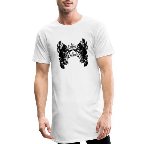 Oxygène - T-shirt long Homme