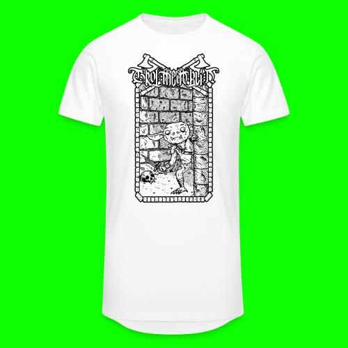 Return to the Dungeon - Men's Long Body Urban Tee