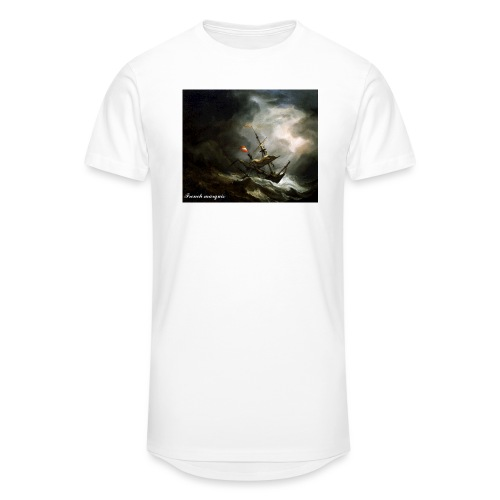 T-shirt French marquis Storm - T-shirt long Homme