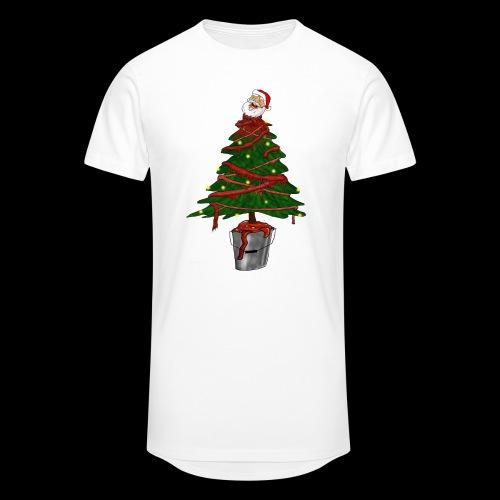 Messy Christmas - Mannen Urban longshirt