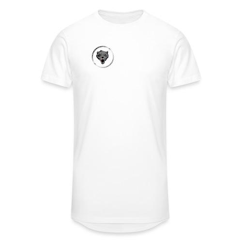 T-Shirt | Männer Shirt/ Heavy and fit - Männer Urban Longshirt