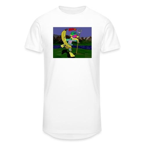 Bruno II - Urban lang T-skjorte for menn