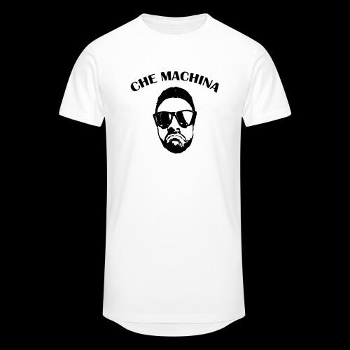 CHE MACHINA - Maglietta  Urban da uomo