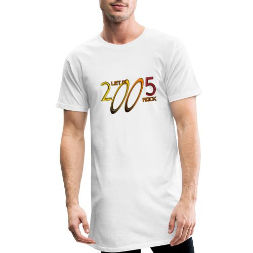 Let it Rock 2005 - Männer Urban Longshirt
