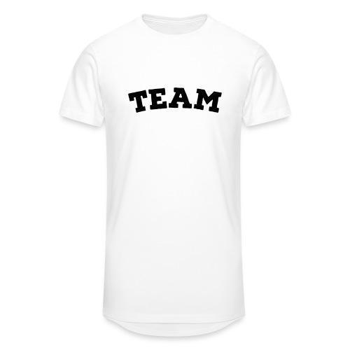 Team - Men's Long Body Urban Tee