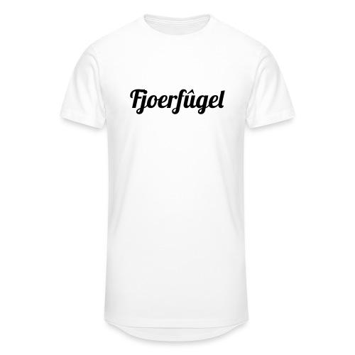 fjoerfugel - Mannen Urban longshirt