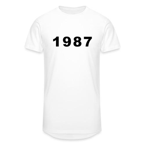 1987 - Mannen Urban longshirt