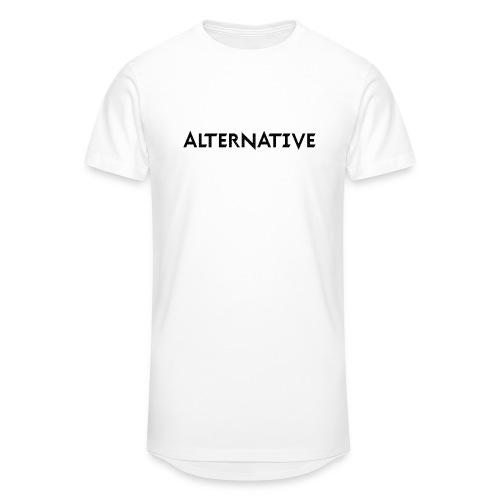 Im Hoodie White - Długa koszulka męska urban style